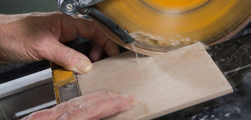 Cutting Porcelain Tile