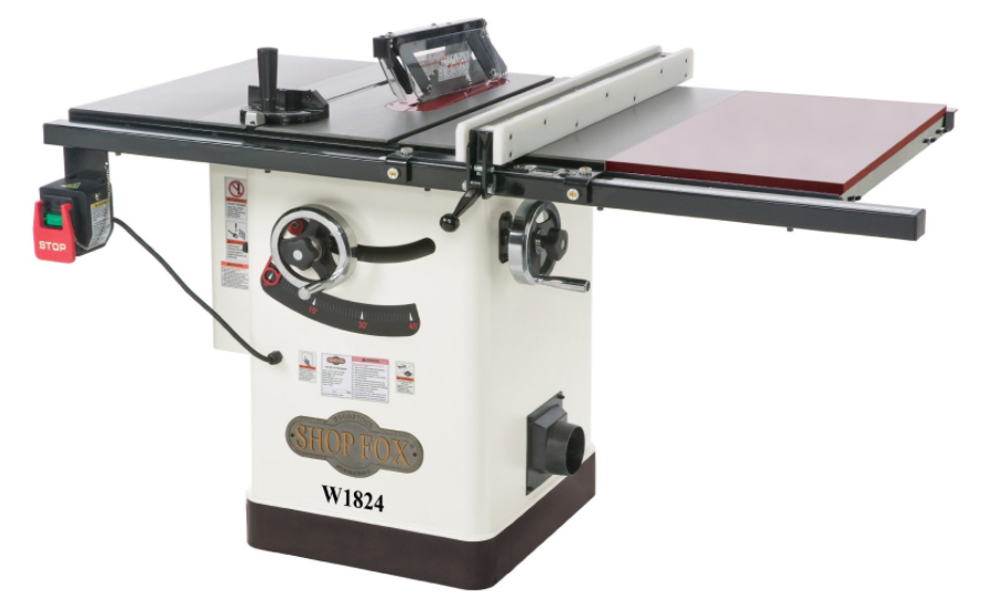 Best hybrid table saw reviews 2018 edition shop fox w1824 greentooth Image collections