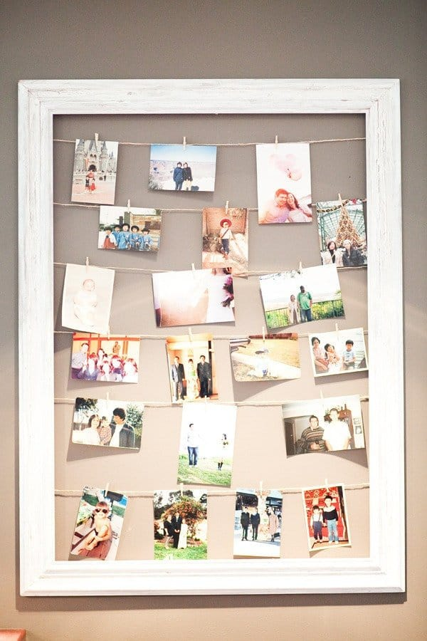 Pictures within Picture Frame