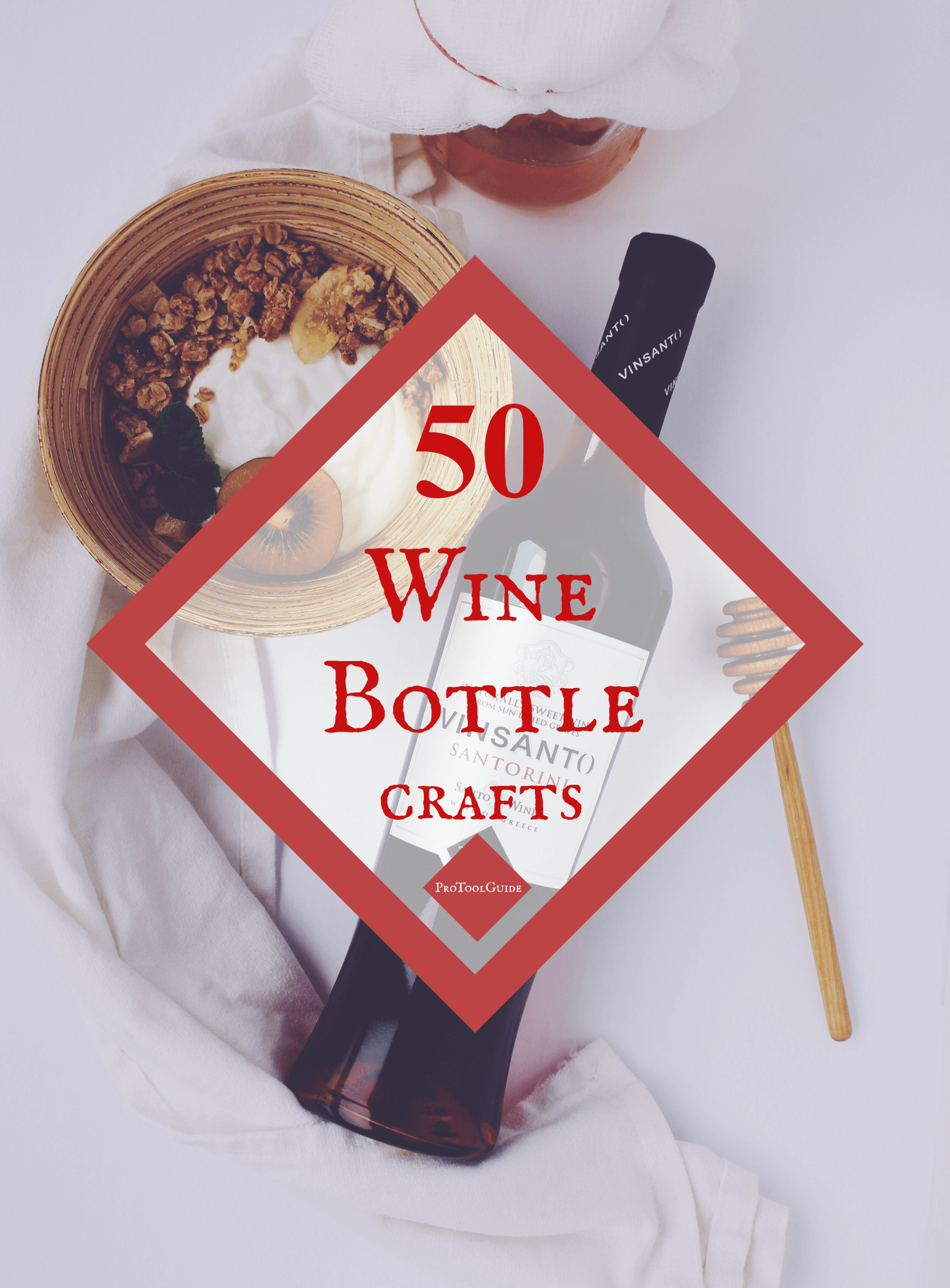 50 Beautiful Wine Bottle Crafts To Upcycle Your Old Wine Bottles