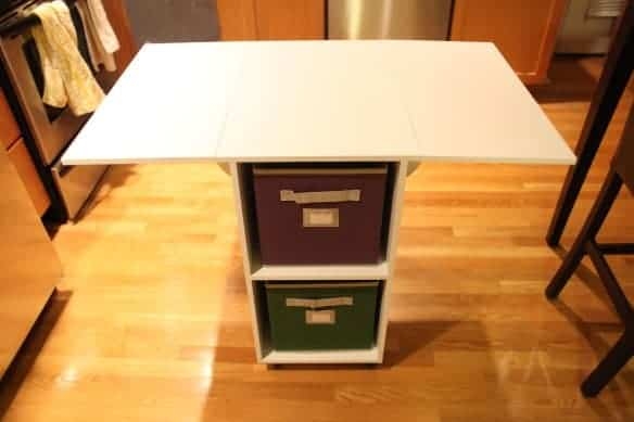 Andreas Sewing Table