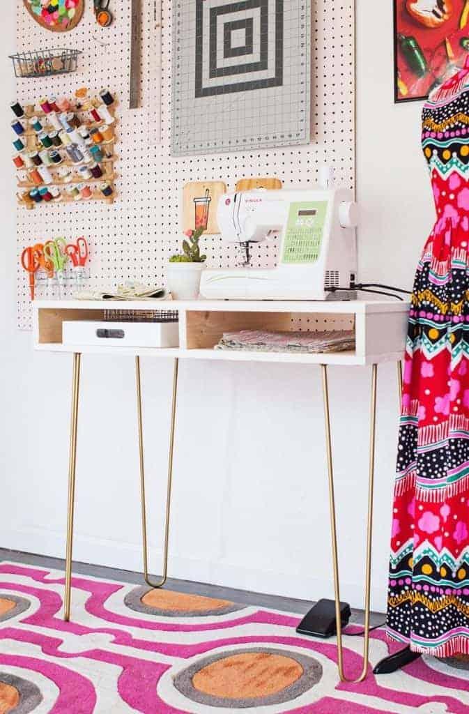 Super Easy DIY Sewing Set