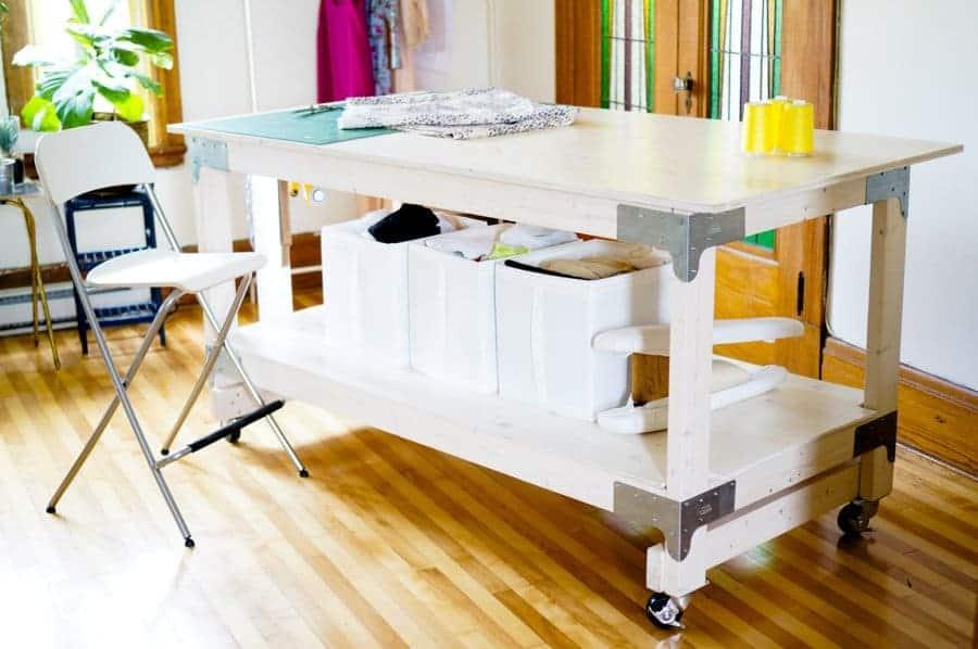 The DIY Cutting Table Plan