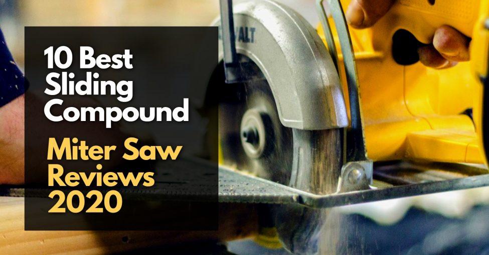 best sliding compound miter saw