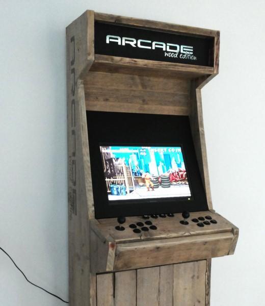diy arcade cabinet plans