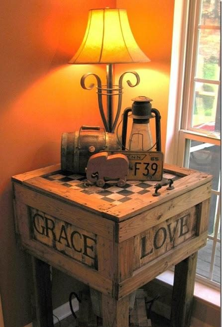diy end table plans