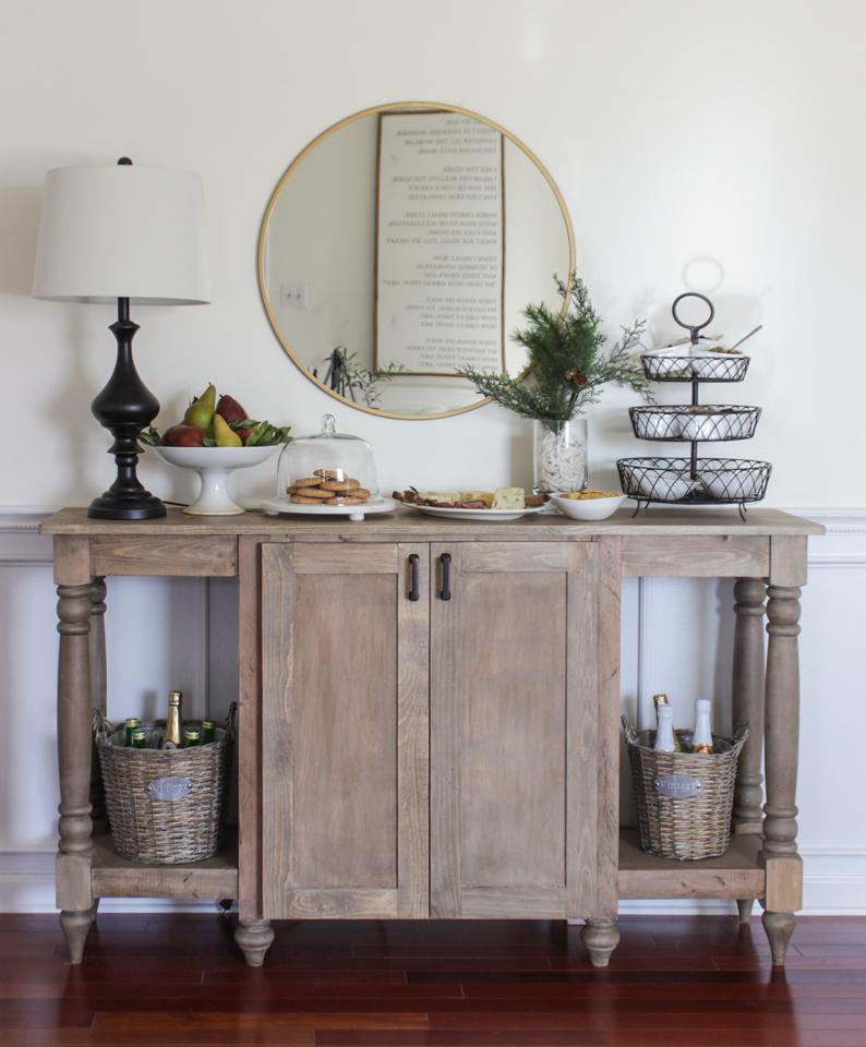diy console table plans