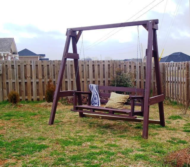 diy swing set plans