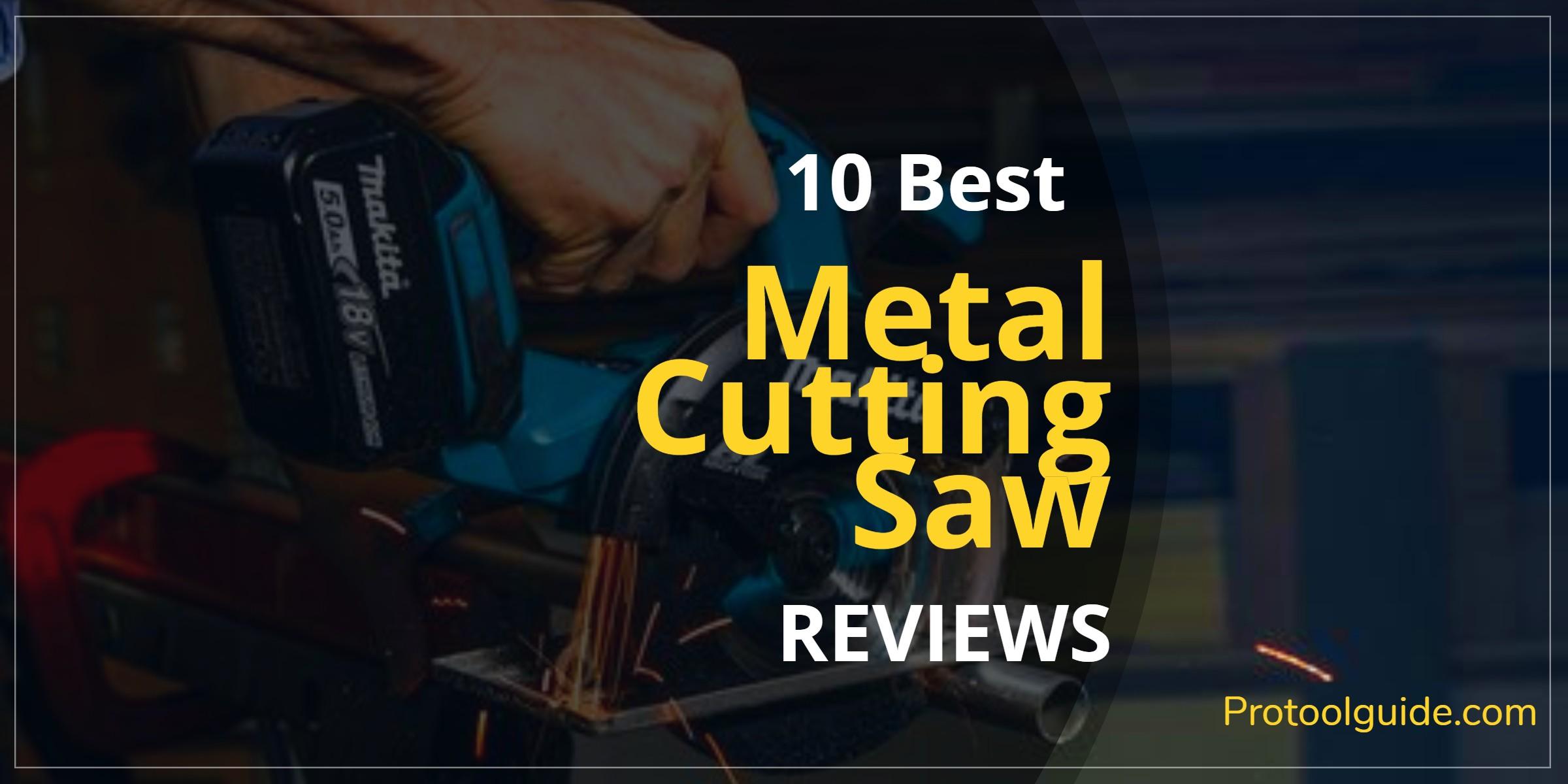 best metal cutting saw