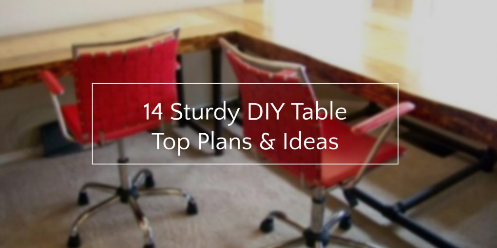 diy table top plans