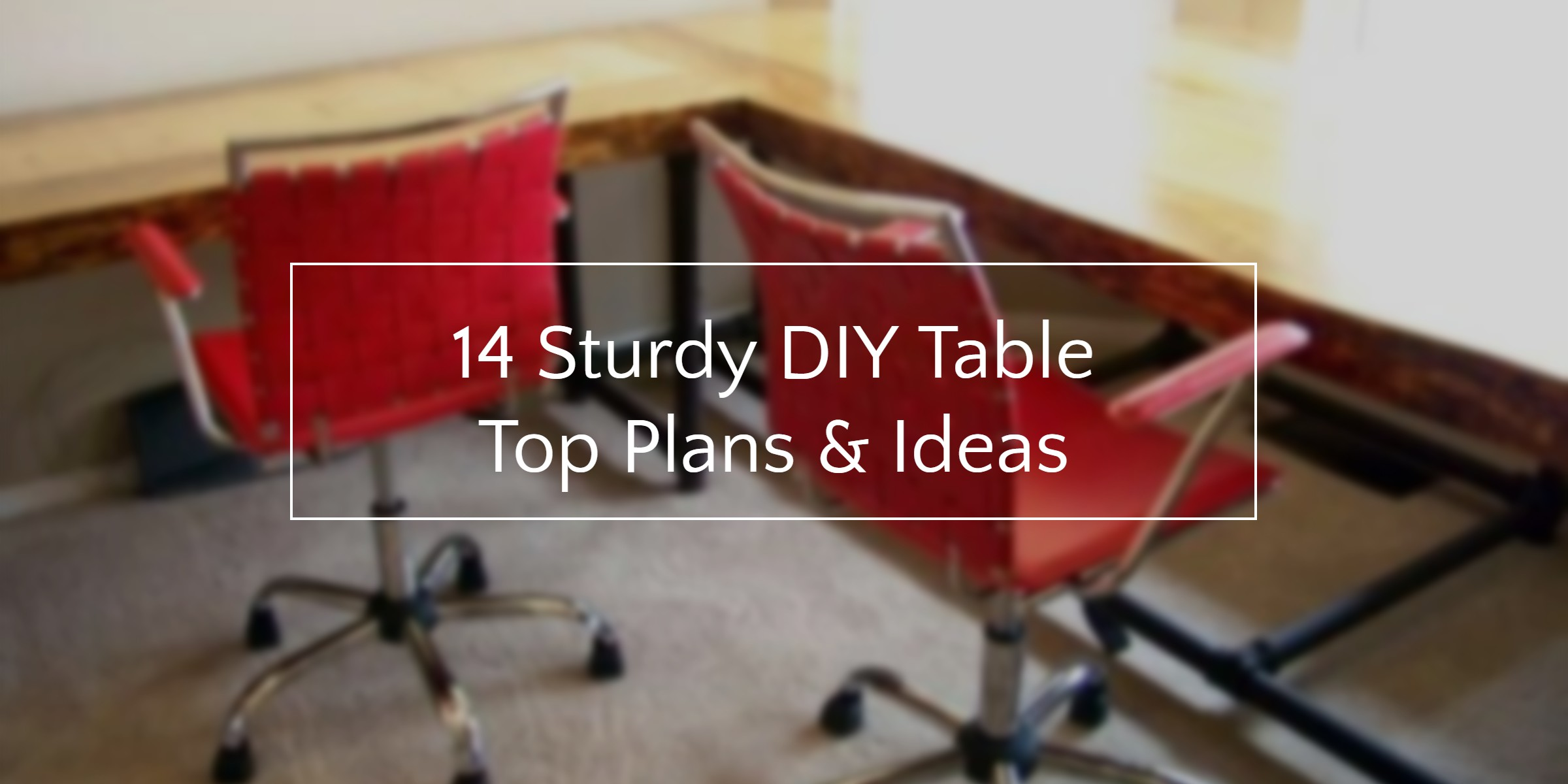 diy table top plans