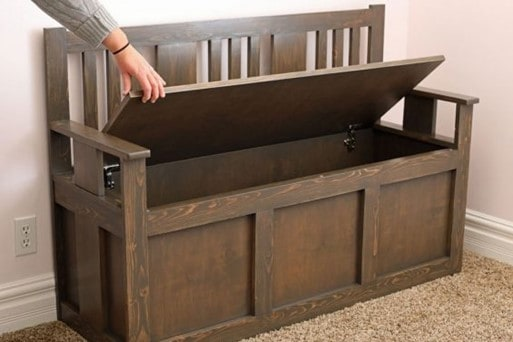 16 Easy DIY Toy Box Ideas your Kid will Love