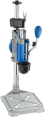 Dremel Drill Press Rotary Tool Workstation Stand with Wrench