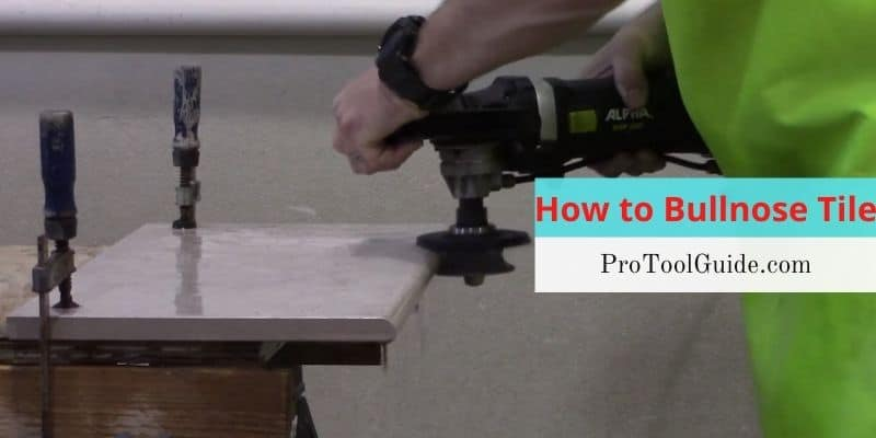 How to Bullnose Tile