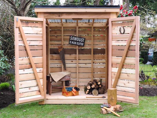 A Garden Closet
