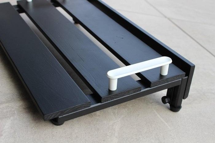 DIY IKEA Crate Pedalboard Plan