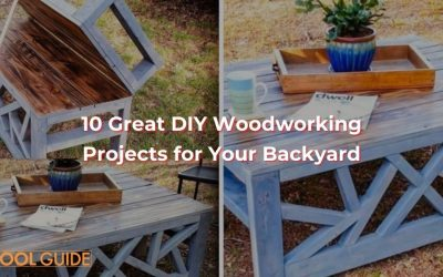 10 Great DIY Woodworking Projects for Your Backyard