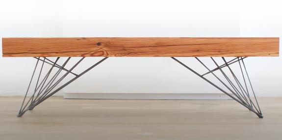 DIY Steel Table Legs