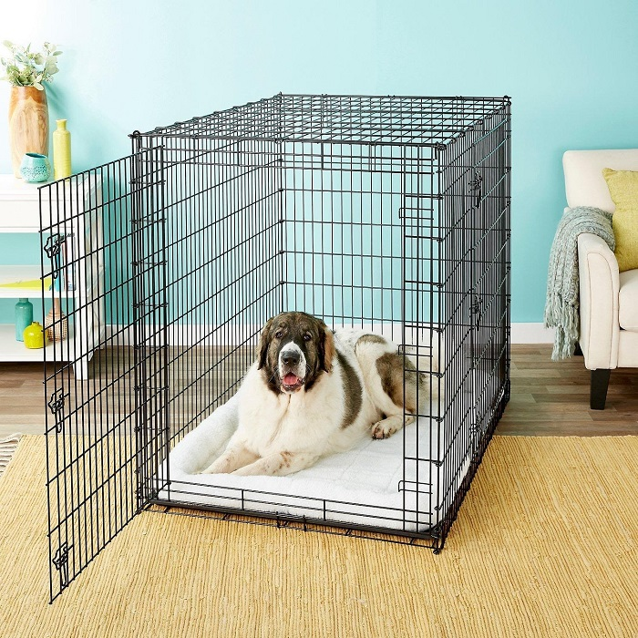 DIY Wire Mesh Dog Crate