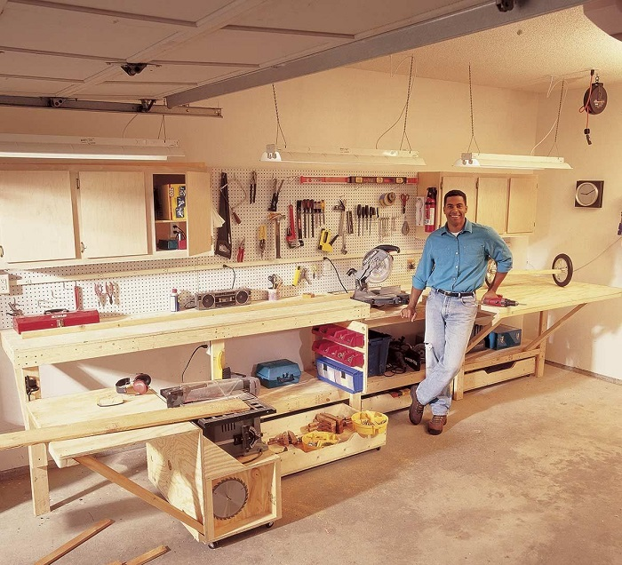 The Modular workbench