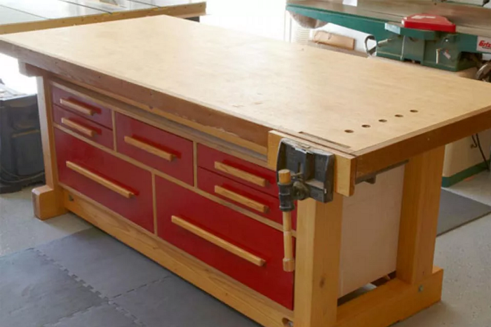 The Table Saw Workbench