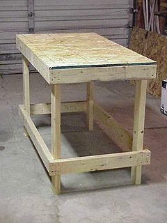 Workbench on the cheap