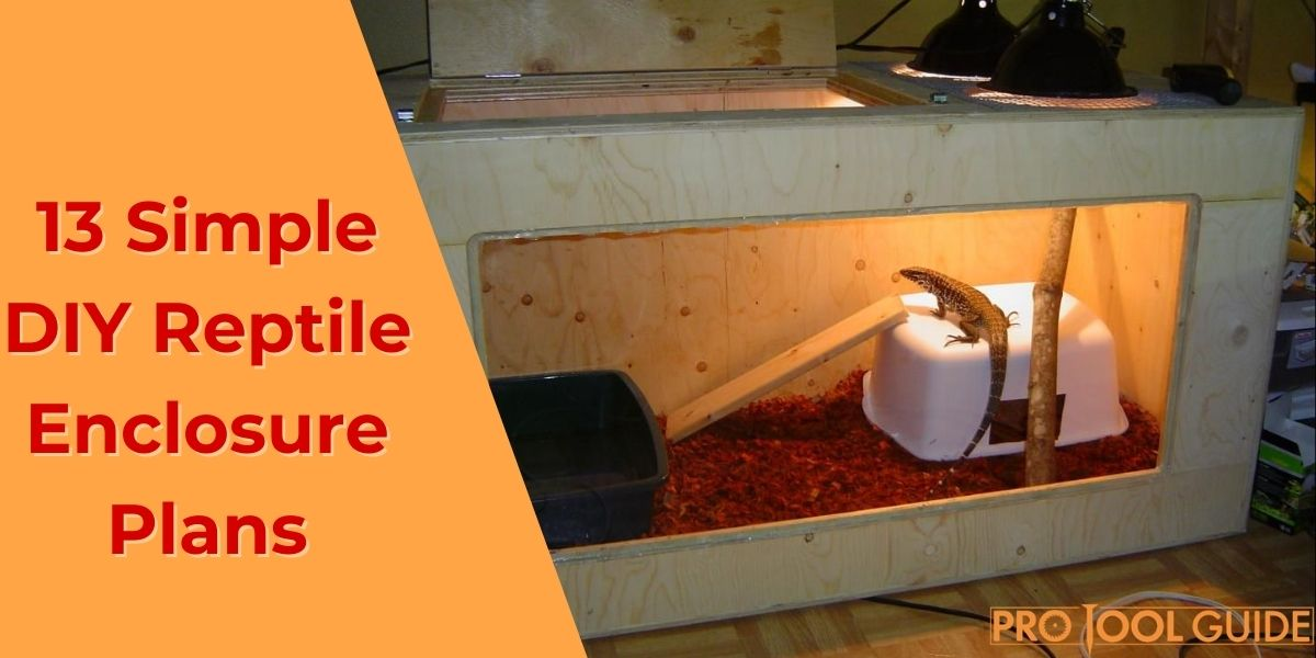 diy reptile enclosure plans