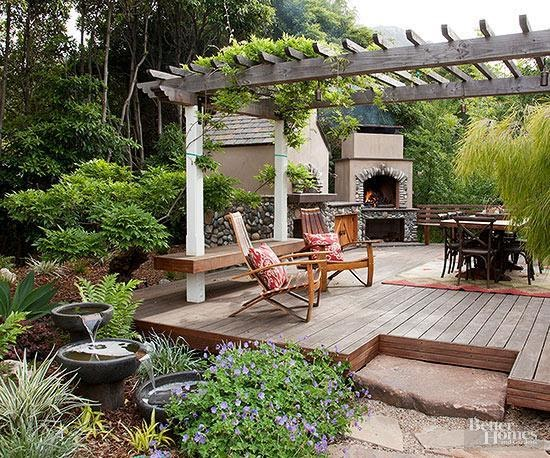 DIY Pergola for Climbing Plants