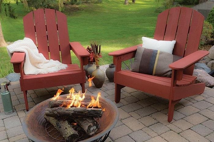 DIY Adirondack Chair Plan