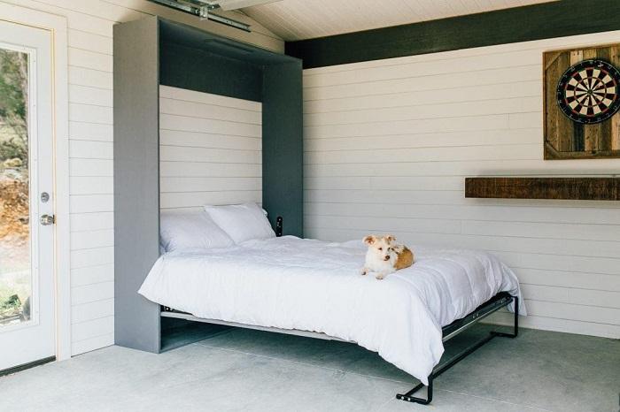 DIY Murphy Bed Plan