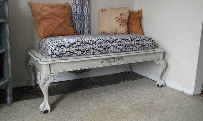 French Custom DIY Multi-Purpose Bench