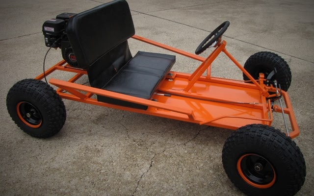 The Two Seater GoKart