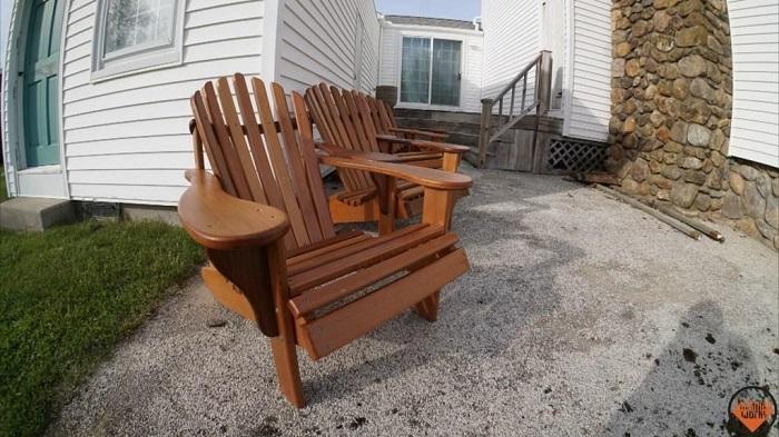 The Ultimate DIY Adirondack Chair