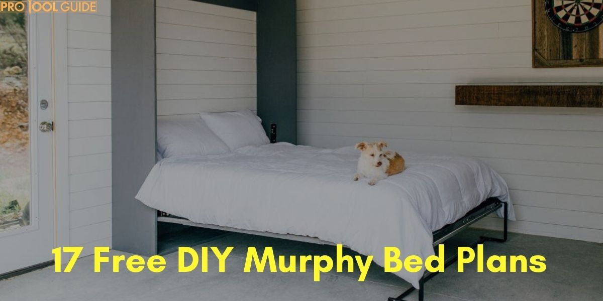 17 Free DIY Murphy Bed Plans
