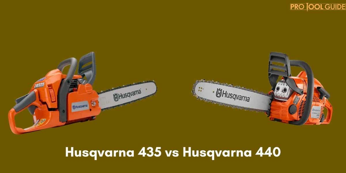 Husqvarna 435 vs 440: Which One Should You Buy?
